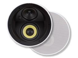 Monoprice Caliber In Ceiling Speakers 6.5 Inch Fiber 3-Way w