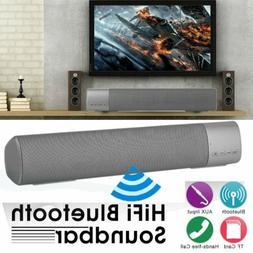 360 TV Surround Sound Bar Speaker System Wireless Bluetooth