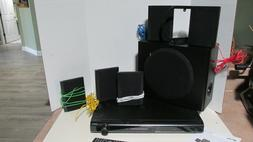 5 1 channel speaker sys subwoofer surround