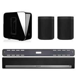 Sonos 5.1 Surround Set - Home Theater System with Playbar wi