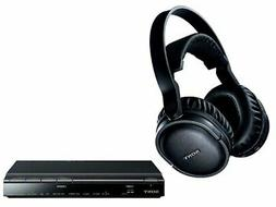 SONY 7.1ch digital surround headphone system MDR-DS7500