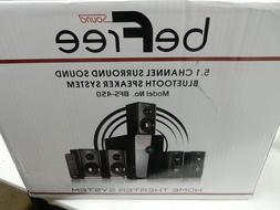 Befree Sound - Powered Wireless Speaker System - Black