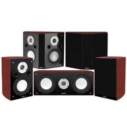 Fluance 5.0 XL Surround Sound System with XLBP Bipolar Speak