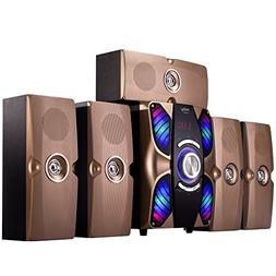 Frisby FS-6900BT Home Theater 5.1 Surround Sound System Blue