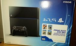 Playstation Console Bundle with Downloadable Game of Choice