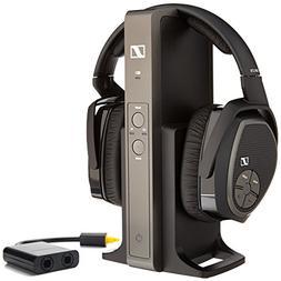 RS 175 RF Wireless Headphone System & Toslink Digital Optica