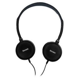 Wholesale CASE of 25 - Maxell Lightweight Stereo Headphones-