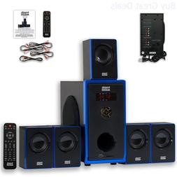 Acoustic Audio AA5102 800W 5.1 Channel Home Theater Surround