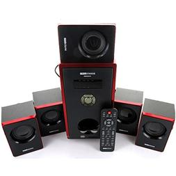 Acoustic Audio AA5103 800W 5.1 Channel Home Theater Surround