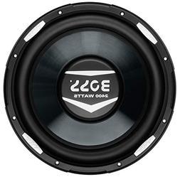 BOSS Audio AR12D 2400 Watt, 12 Inch, Dual 4 Ohm Voice Coil C