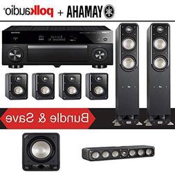 Polk Audio Signature S55 7.1-Ch Home Theater Speaker System