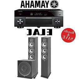 Yamaha AVENTAGE RX-A2070BL 9.2-Channel 4K Network A/V Receiv
