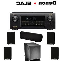 Denon AVR-X6400H 11.2 Channel AV Receiver with Wi-Fi, Dolby