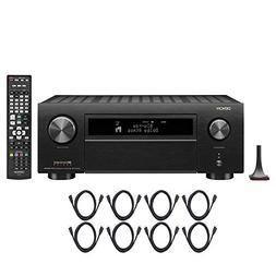Denon AVR-X6500H Premium 11.2 Channel 4K Ultra HD Network AV