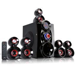 BEFREE BLUETOOTH 5.1 CHANNEL SURROUND SOUND SPEAKER SYSTEM R