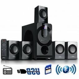 beFree Sound BFS460 5.1 CHANNEL Surround Sound BLUETOOTH Spe