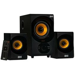 Acoustic Audio by Goldwood Bluetooth 2.1 Speaker System 2.1-