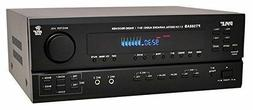 Pyle 5.1 Channel Home Theater Karaoke Mic Stereo Receiver HD