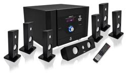 PYLE BLUETOOTH 7.1 CH 500W HOME THEATER SYSTEM STEREO SPEAKE