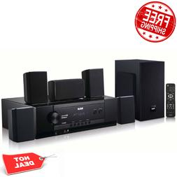 Bluetooth Home Theater System 1000W Audio Surround Sound w/