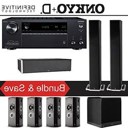 Definitive Technology BP9060 7.1-Ch High Performance Home Th