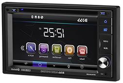 Car Stereo | BOSS Audio BV9362BI Double Din, 6.2 Inch Digita