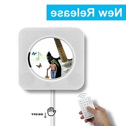 Portable cd Player, Alice Dreams Wall mountable Wireless CD