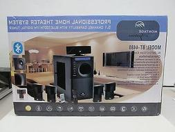 Cinema Wave Series: Model BT4480 - Professional Home Theater