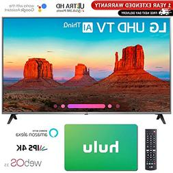 "LG 55"" Class 4K HDR Smart LED AI UHD TV w/ThinQ 2018 Model"