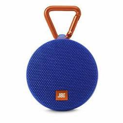 JBL Clip 2 Waterproof Portable Bluetooth Wireless Speaker Bl