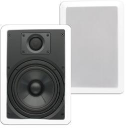 Theater Solutions CS6W 6.5 -Inch In Wall Home Theater Surrou