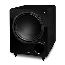 Fluance DB10 10-inch Low Frequency Powered Subwoofer for Hom