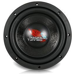 Lanzar Car Subwoofer Audio Speaker - 8in Black Non-Pressed P