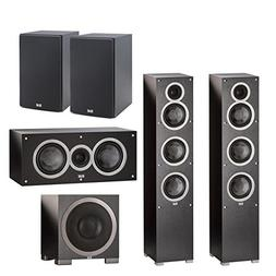 Elac Debut Series 5.1 Channel Home Theater Package