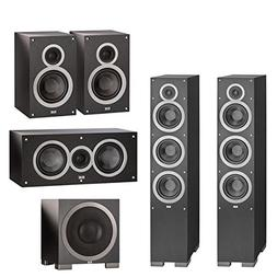 Elac Debut Series 5.1 Channel Speaker Package with S10 200W
