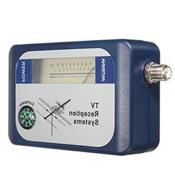 DVB-T SF95DT Mini Digital TV Antenna Satellite Signal Finder