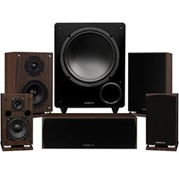 Fluance Elite Series Compact Surround Sound Home Theater 5.1