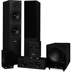 Fluance Elite Series Surround Sound Home Theater 5.1 Channel