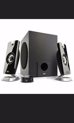 Gaming Speakers PC Surround Sound System Loud Deep Bass Desk