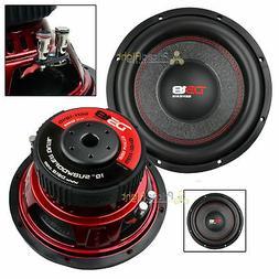 "DS18 GEN-X104D 10"" Inch Subwoofer 800 W Max Dual 4 Ohm Bass"