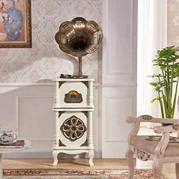 gramophone turntable vinyl record player vintage decorative