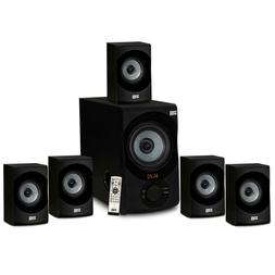 Home Entertainment System Wireless Surround Sound Speakers T