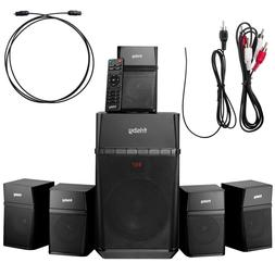 Home Theater 5.1 Surround Sound System Bluetooth Receiver St