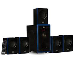 Home Theater Surround Sound Audio Speaker System 700W Powere
