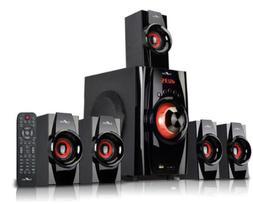 Speaker System 5.1 Channel Surround Sound Bluetooth Entertai