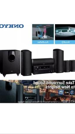 Onkyo HT-S7800 5.1.2-Ch Dolby Atmos Home Theater System PICK