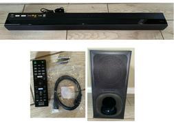 Sony HT-Z9F -3.1ch Dolby Atmos/ DTS:X Soundbar with Wi-Fi/Bl