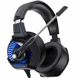 ONIKUMA II Gaming Headset for PS4, Xbox One, PC, Nintendo Sw