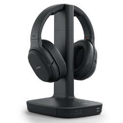 Japan Sony Digital surround headphone system Black WH-L600 F