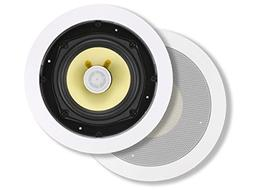 5-1/4 Inches Kevlar 2-Way In-Ceiling Speakers  - 50W Nominal